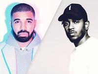 """""""Tudo sobre a existente rivalidade silenciosa de Drake e Kendrick Lamar"""""""