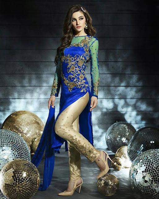 Sexy Punjabi Suits