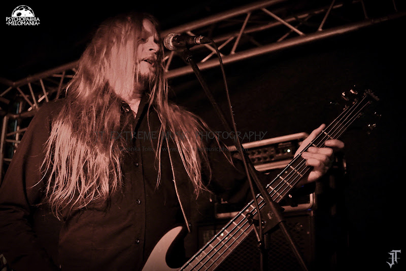 Drowned @Under The Black Sun XVIII, Helenenauer, Allemagne 02/07/2015