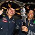 """Verstappen compara sua atitude com a de Hamilton e afirma: """"Hamilton ganhou vantagem, eu não !"""""""