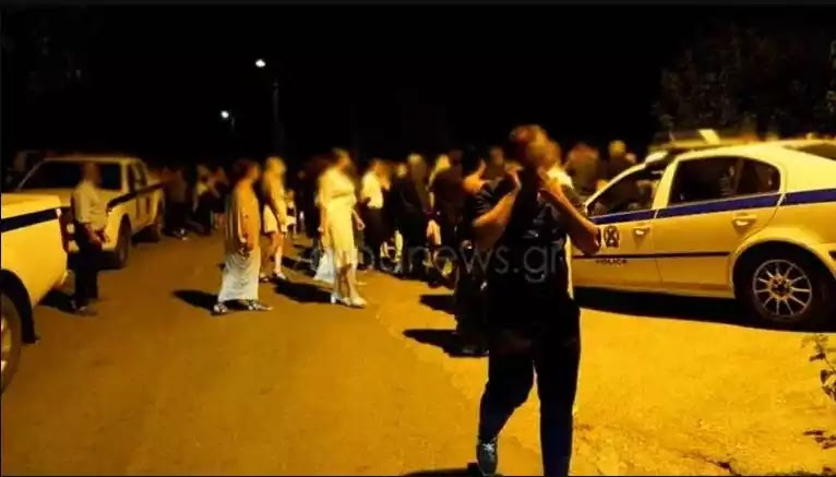 Καταγγελία των αστυνομικών στα Χανιά: «Μας έκαναν παρκαδόρους σε γάμο 1.500 καλεσμένων»