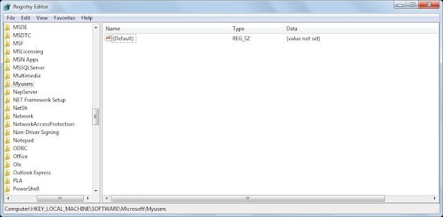 Cara Mengedit Registry Dengan Command Prompt (CMD)