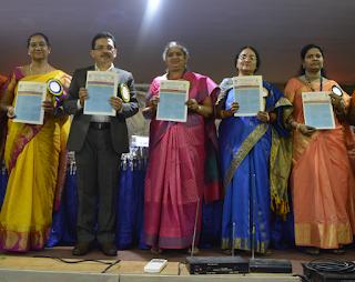 SDNB Vaishnav College Hosts Commerce Fest 2017 - 18