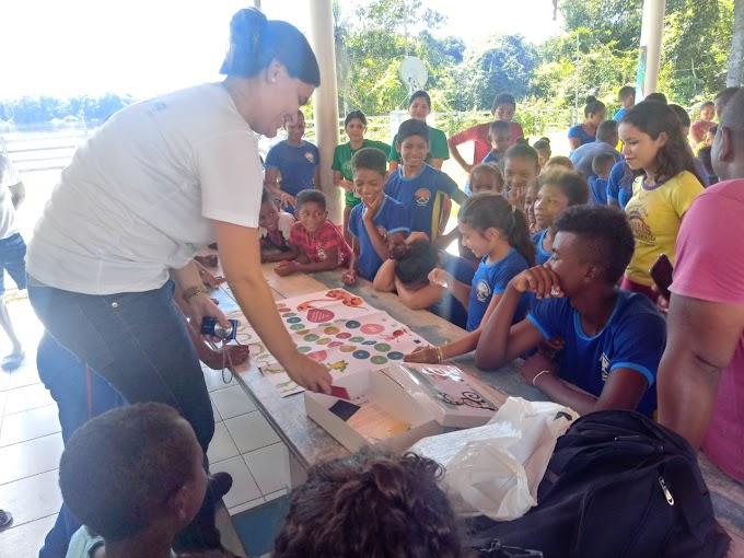 Ações socioambientais contribuem para o desenvolvimento sustentável no Oeste do Pará