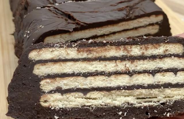 Kalter Hund Cake
