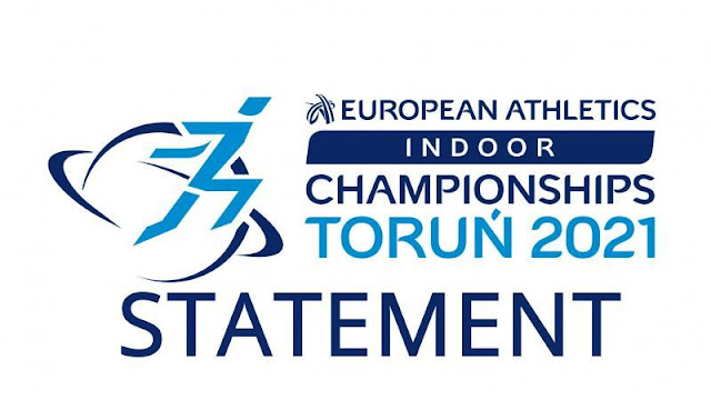 Campeonato de Europa femenino en pista cubierta 2021 (Torun, Polonia) - Ana Peleteiro subcampeona por un solo centímetro