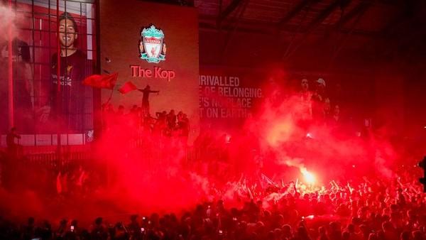Penyandang Nomor Punggung 7 Liverpool Tidak Semuanya Sukses