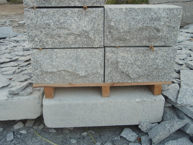 Huian G603 Granite Wall Stone