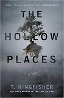 The Hollow Places by T. Kingfisher (Book cover)
