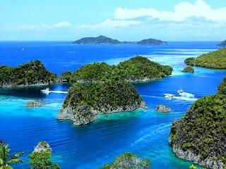 5+ Pulau Terbesar Di Indonesia