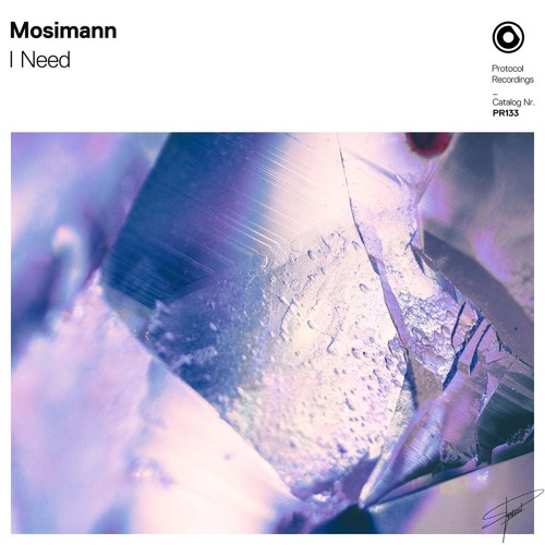 Mosimann Releases New Single 'I Need'