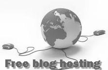Blog hosting gratis
