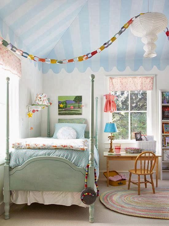 Remodelaholic Little Girl S Pink Bedroom: Cele Mai Frumoase Camere De Copii [ II ] Jurnal De Design