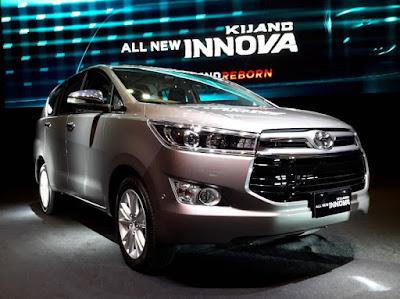 Toyota All New Kijang Innova 2020