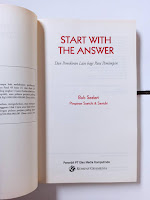 1 Start With The Answer