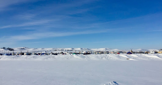 On the Icy Edge of Trump's Empire: Standing Rock and Hoth