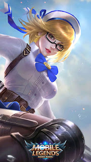 Fanny Campus Youth Heroes Assassin of Skins Rework V1
