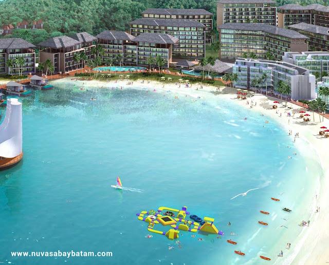Nuvasa Bay Batam Lagoon