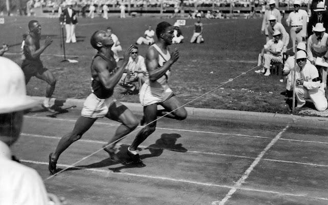 Jesse Owens Ralph Metcalfe worldwartwo.filminspector.com