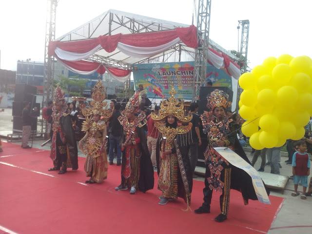 Launching ini bertujuan agar bisa memberikan informasi kepada wisatawan baik lokal maupun mancanegara tentang Event yang ada di Belitung Tahun 2020 mendatang.