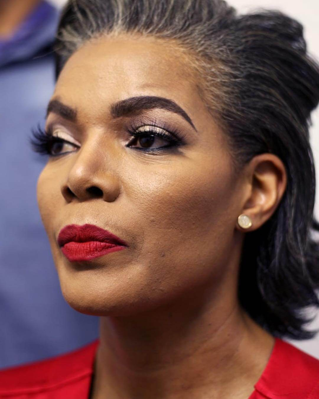 Connie Ferguson Shares Video Of Resistance Training Session!
