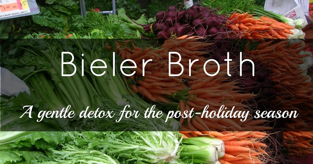 Whole Foods Detox Recipes