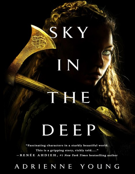 Sky In The Deep by Adrienne Young in pdf