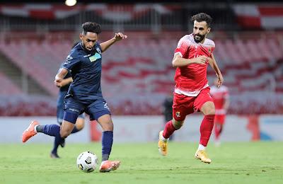 ملخص اهداف مباراة الوحدة وضمك (1-1) الدوري السعودي