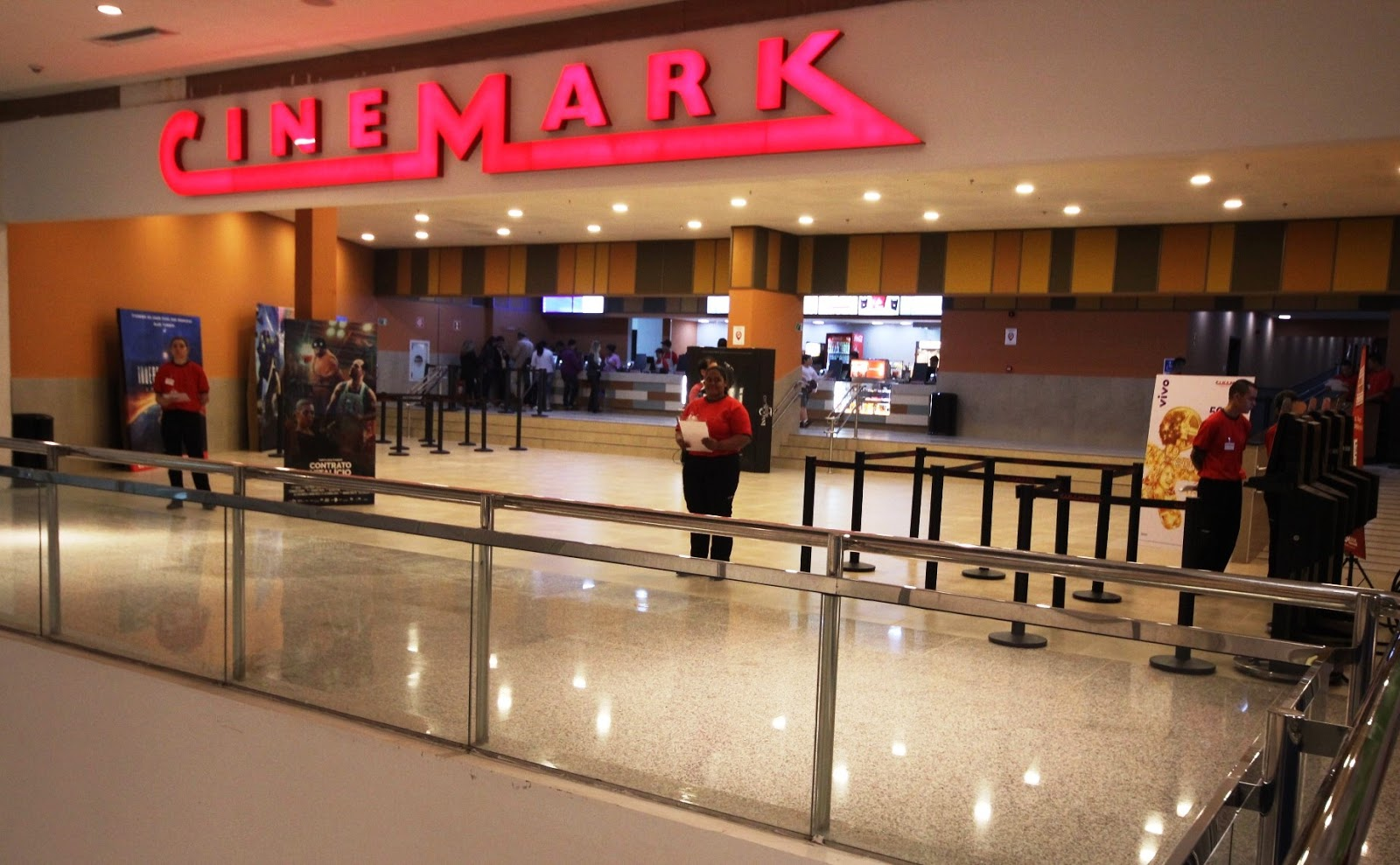 Blog revista autoestima cinemark inaugura seis salas de for Sala 7 concepcion