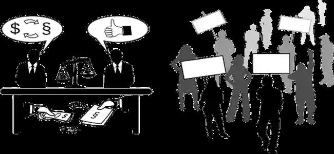 Essay on corruption in public life