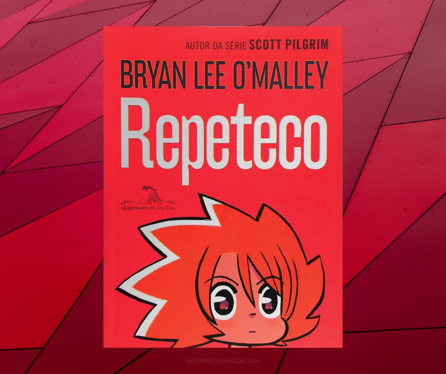Resenha: Repeteco, de Bryan Lee O'Malley