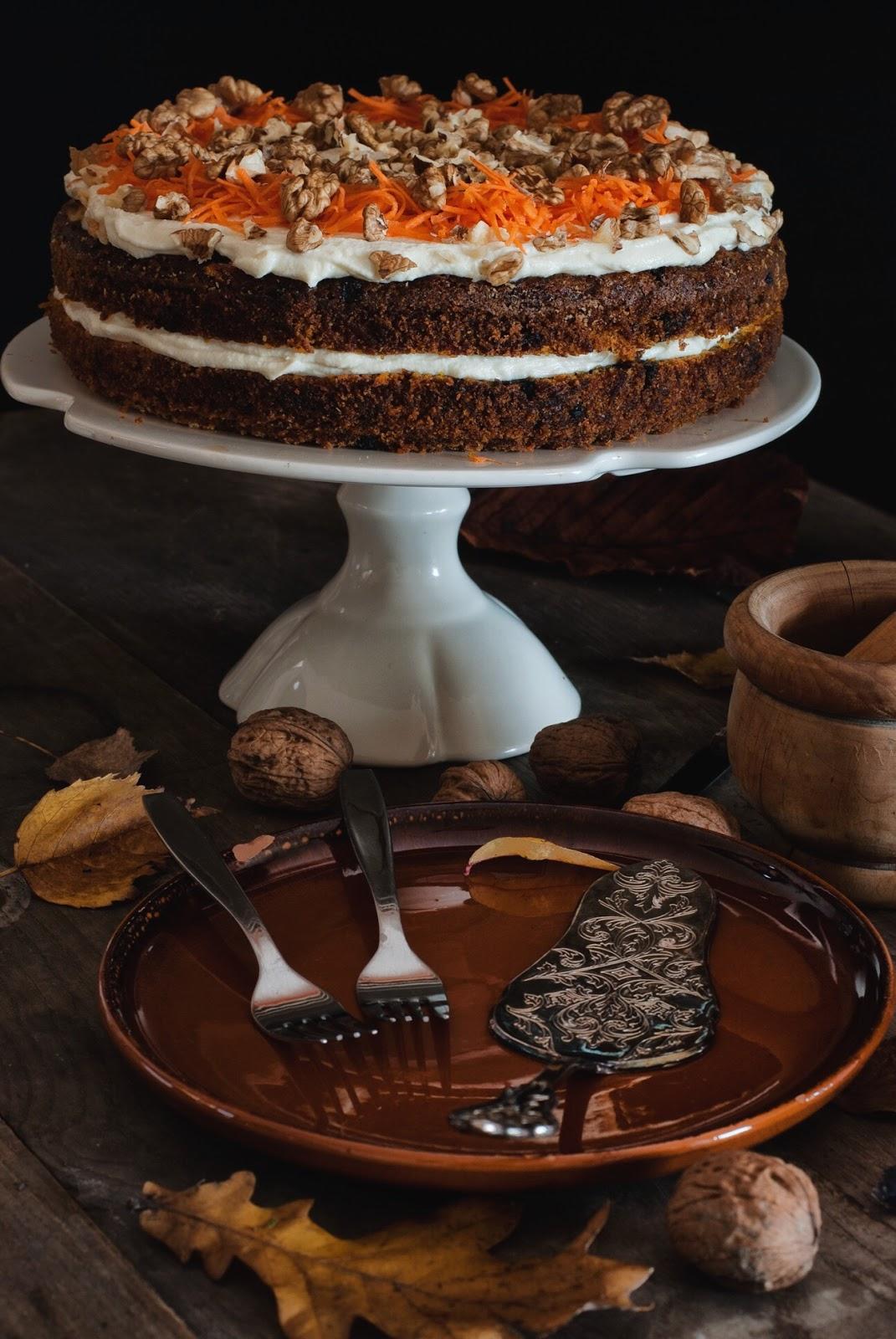 Wilgotne ciasto dyniowe bez glutenu