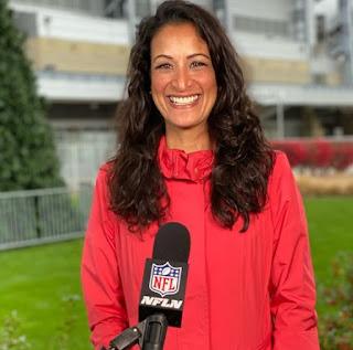 American journalist, Aditi Kinkhabwala