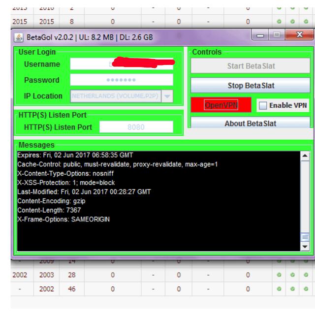 How To Use Glo Unlimited Tweak On PC With Tweakware BetaGol2.2