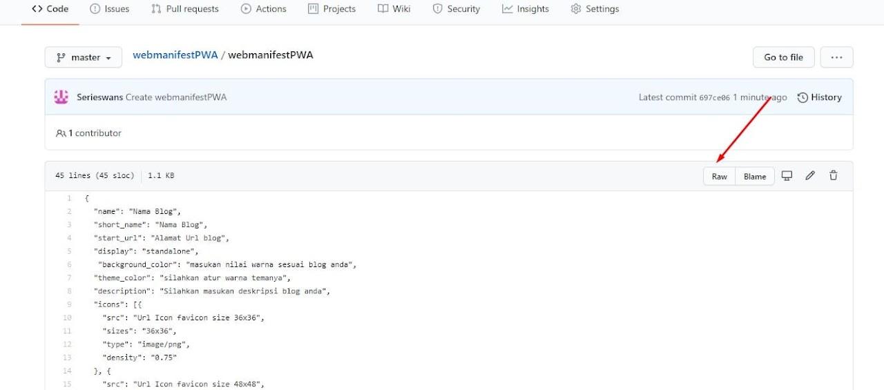 Cara Membuat Progresif Web App (PWA) Untuk Blogger