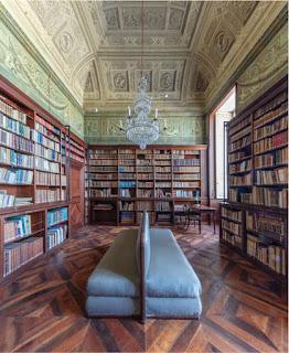 Biblioteca di Cralo Alberto Castello Racconigi