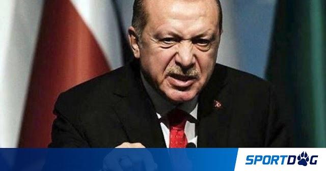 Σε νέο παραλήρημα ο ισλαμοδικτάτορας Ερντογάν