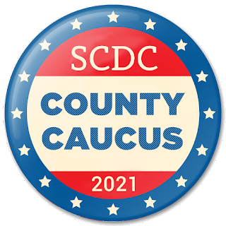 New Date! 2021 SCDC Caucus Is Now May 17th