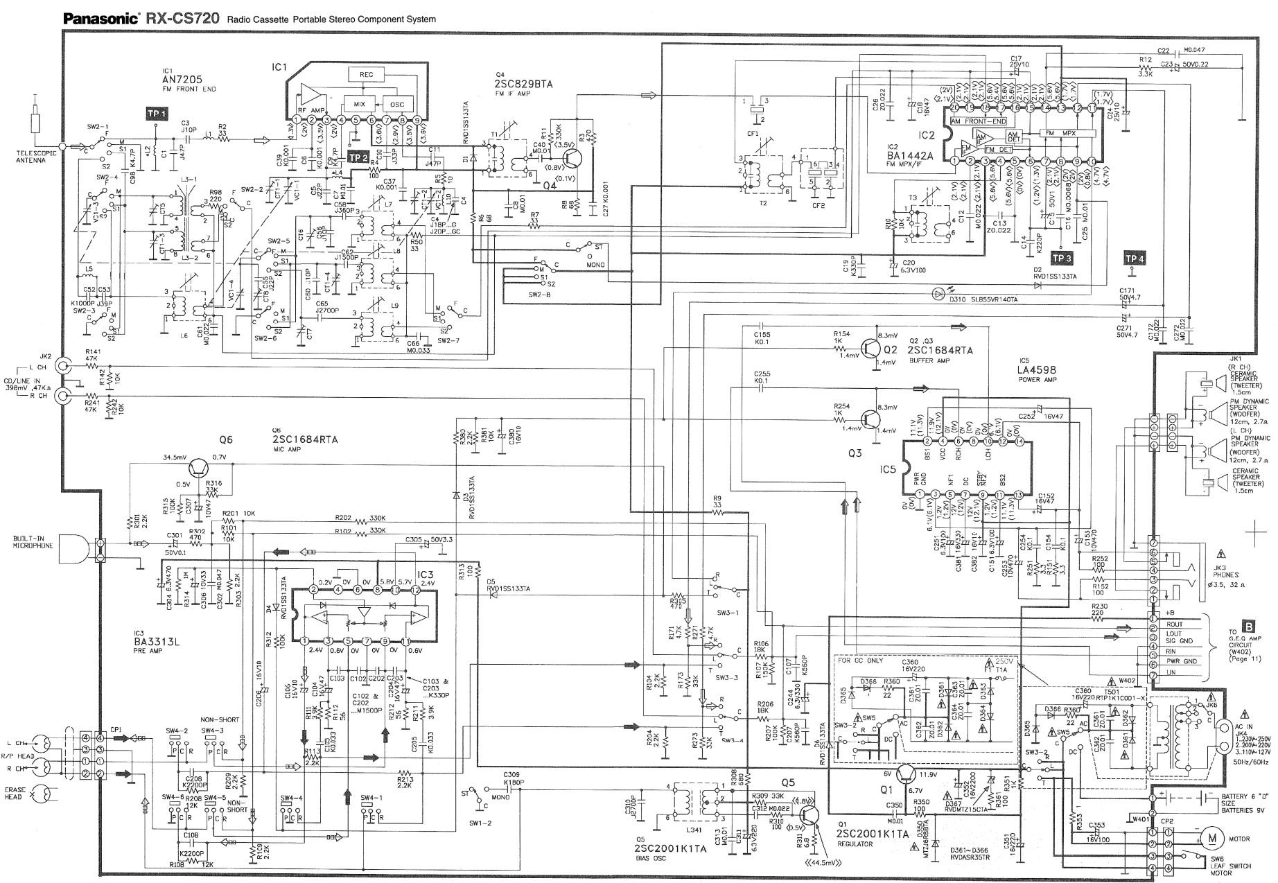 Schematic Diagrams