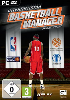 International Basketball Manager Season 2010-2011 (PC)