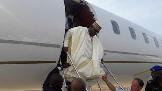 Exclusive: Atiku On His Way Back To Nigeria To Debate Buhari