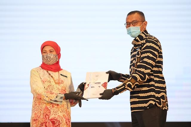 MyCEB, Malaysia Business Events Strategic Marketing Plan 2021 to 2030 Launch, Dato' Sri Hajah Nancy Shukri, Tourism Malaysia, Lifestyle