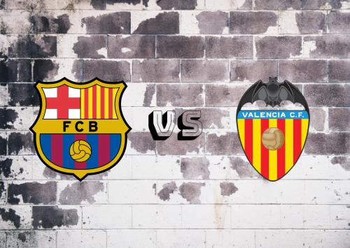 Barcelona vs Valencia  Resumen y Partido Completo