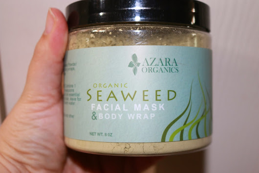 What's the Deal Dreadful? Review of Azara Oraganic's Organic Seaweed Powder