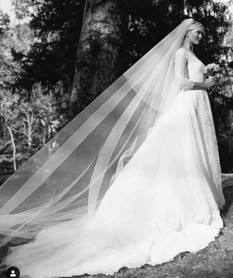 Vestido de noiva Dior