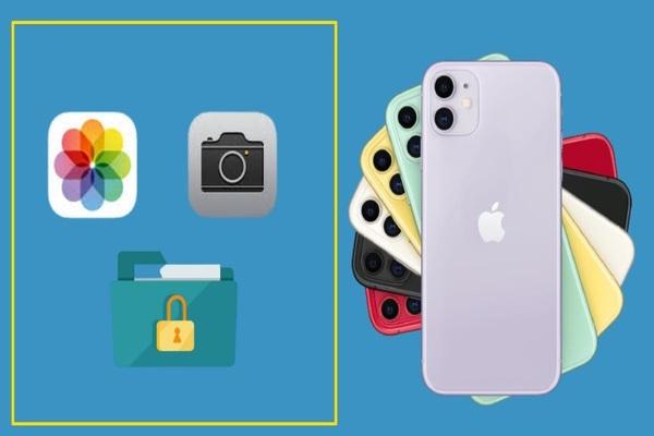 خدعة في أيفون لحماية صورك بكلمة سر بدون الحاجة إلى تطبيقات خارجية !
