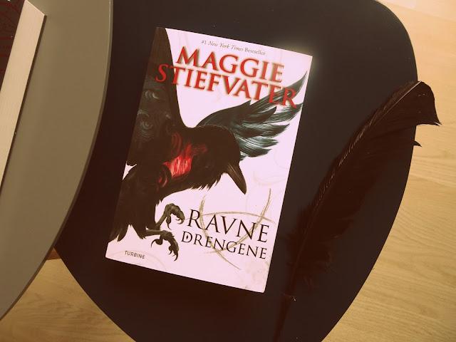 Ravnedrengene af Maggie Stiefvater