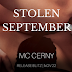 Release Blitz - Stolen September by M.C. Cerny