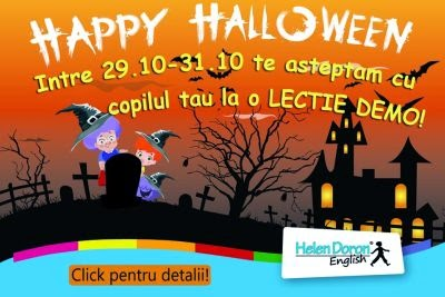 Halloween English