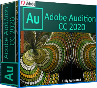 Download Adobe Audition 2020 Full Version Terbaru